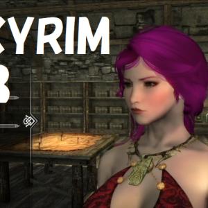 [Xbox] SKYRIM + mod 88 character making. FF13 Lightning.