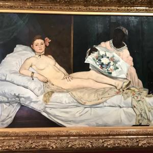 久々のオルセー美術館