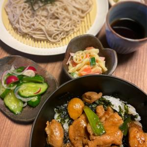 今日の夜ごはん。お弁当。