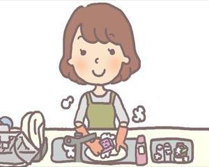 【第52話】食器洗いにおすすめ!メッシュクロス!