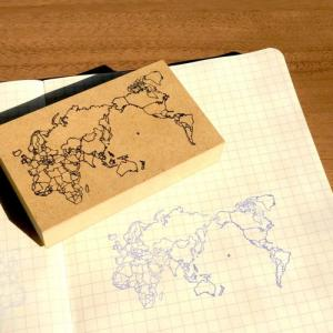 世界を旅するルート