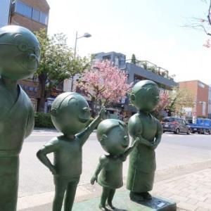 桜新町は八重桜