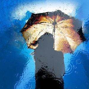 雨なら傘持って♪