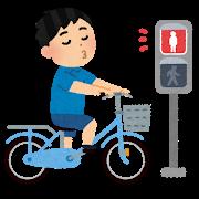 自転車の違法運転と事故時の損害賠償について