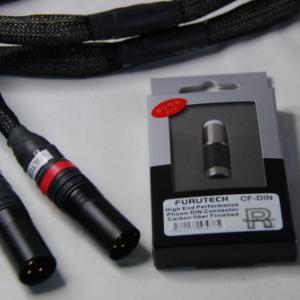 MCカートリッジ専用XLRバランスケーブル