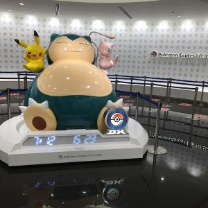 【ポケモンカフェ】久々に東京のポケモンカフェに行ってきました♪(2020年7月12日)