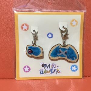 【ポケモングッズ】TAIKI-BANSEI『ダンバル&メタグロス』キーホルダー&頂き物