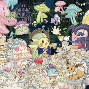 【新商品情報】新作グッズ『Pokémon Mysterious Tea Party』発売決定!!