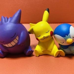【ポケモングッズ】ガチャガチャ『肩ズンFig. Pokémon』