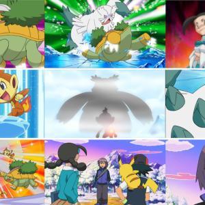 【アニポケD&P】第127話『キッサキジム! 氷のバトル!!』