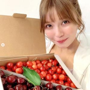 AAA宇野実彩子さん、佐藤錦との写真が可愛い過ぎて・・・