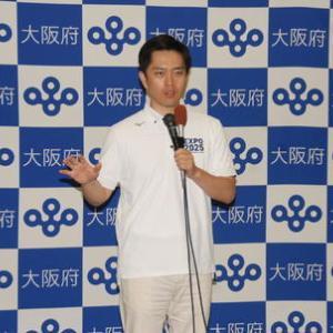 大阪府知事、イソジンでうがいを推奨…うがいで、コロナにある意味打ち勝てるんじゃないかと、吉村知事