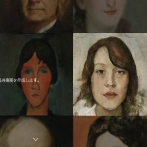 自分の顔を肖像画にして遊んだ話【AI画伯】