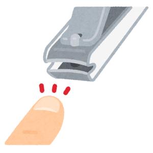 ゆーたろーの爪はコンビのネイルケアセット