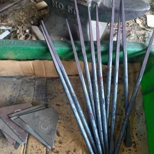 イチョウ型草削り