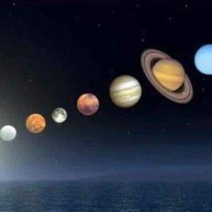 全部惑星のせい・・・