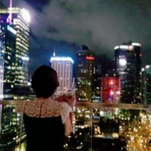 スコーンに魅せられて♡ in香港