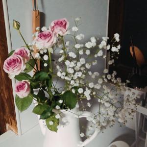 花と暮らす