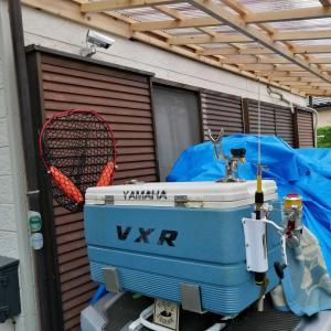 ジェットスキー釣り艤装・その2
