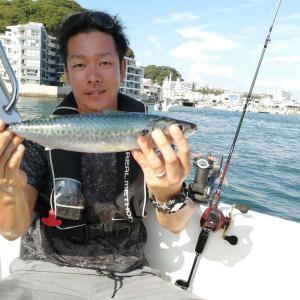 勝山沖でボート釣り!五目釣り!?