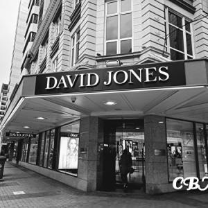 Jo's Style <15> モノクロの世界 DAVID JONES Department Store