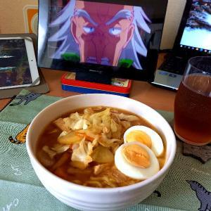 昼はラーメン、夜は冷麺・・どっちも美味かった(´~`)