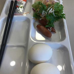 7月24日朝食&昼食