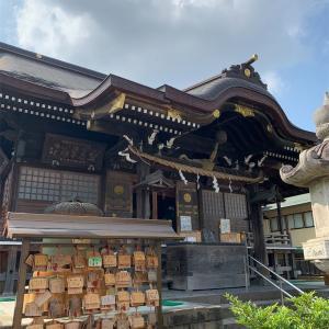 健田須賀神社 国内旅行記シリーズ