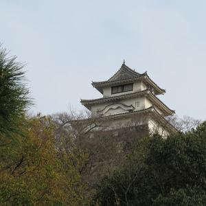 丸亀城(香川県丸亀市)