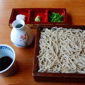 荒挽き蕎麦「もろやま田中屋」埼玉県入間郡毛呂山町
