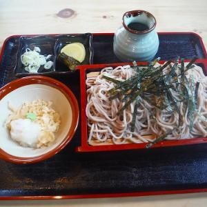 おろしそば「富久屋」埼玉県飯能市