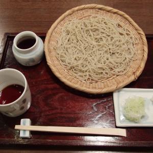もりそば ざる「しながわ翁」東京都品川区
