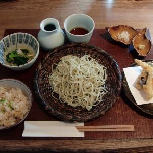 昼御膳「蕎麦前小まつ」東京都墨田区
