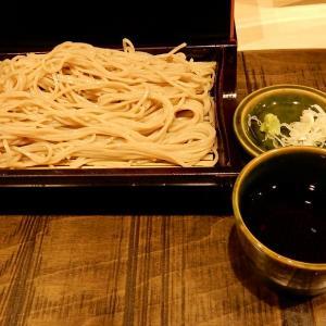 せいろ蕎麦「蕎麦処あらたえ」徳島県徳島市