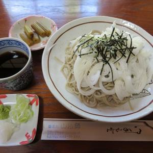やまっち蕎麦「山法師」長野県東筑摩郡山形村