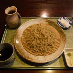 もりそば「蕎麦酒房 膳」長野県北安曇郡白馬村