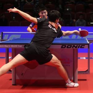卓球の世界選手権、オリンピックなどの団体戦は、各国の代表2人で勝敗が決まる!?