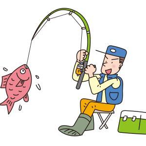 海釣り初心者!道具揃えに釣具屋へ!