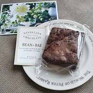 こだわりチョコレート᛭Dandelion Chocolate