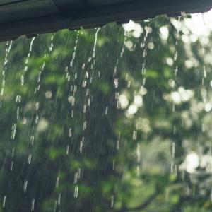 大雨の季節
