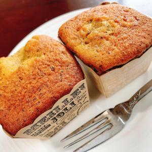 『紅茶のカップケーキ』レシピ付き