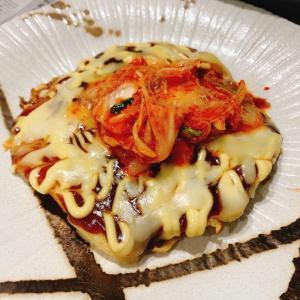 『キムチーズお好み焼き』レシピ付き