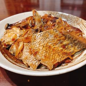 『鯛のあら煮』レシピ付き