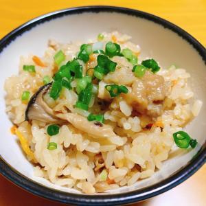 『焼売ときのこの中華風炊き込みご飯』レシピ付き