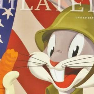 BUGS BUNNY FOREVER STAMPS!!