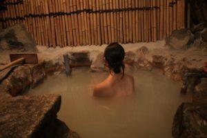 半身浴🛀するんなら【塩】ですね!
