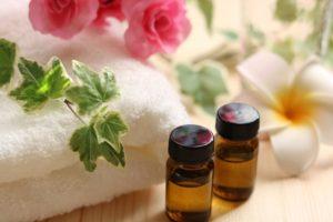 アロマセラピーをするなら、化粧水に2~3滴を・・・