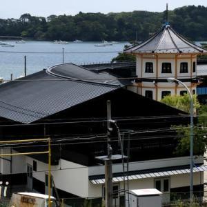 松島の新しい観光施設「松島離宮」の建物ができていた!