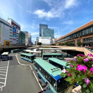 仙台の街を散歩、2020年8月