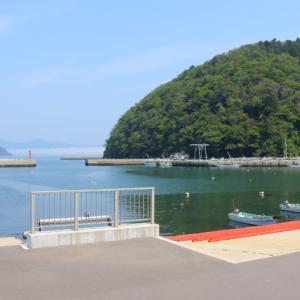 船越漁港 【雄勝半島一周2021年 #21】